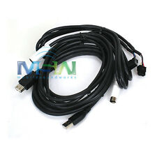 *NEW* DENSION EXT1GW5 iPOD + USB + MODE SELECTOR CABLE EXTENSION KIT for GW51MO2