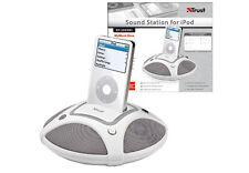 TRUST Sound Station 14878  SP-2990 Docking Station Completo para iPod y MP3, MP4