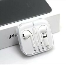 For Apple iPhone-Earphones With Lightning Connector Bluetooth with Controls, Mic