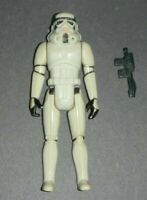 Vintage 1978 Star Wars Figure Imperial Stormtrooper Complete w/ Blaster Gun