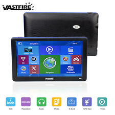 Portable Car Truck 7inch Auto GPS Navigation 8GB Radio Android USB Rechargeable
