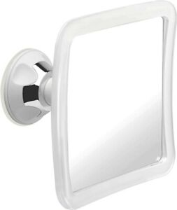 Fogless Shower Mirror for Shaving with Upgraded Suction FREE NEXT DAY DELIVERY