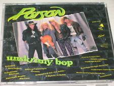POISON - Unskinny Bop - 1 Track PROMO CD! RARE! OOP! Bret Michaels DPRO-79133