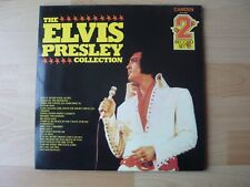 ELVIS PRESLEY COLLECTION ALBUM 2X33T DISQUE VINYL