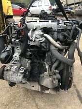 Audi A3 8P 2.0 tdi COMPLETE ENGINE BKD Diesel 107k