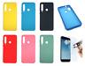 "Funda Carcasa Rigida Silicona Ultra Suave Samsung Galaxy A9 (2018) (4G) 6.3"""