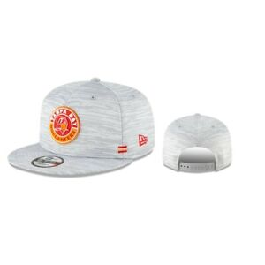 Tampa Bay Buccaneers 2020 Throwback Logo NFL Sideline 9FIFTY Snapback Hat - Gray