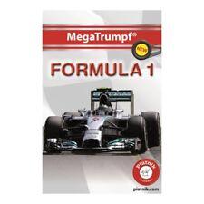 Piatnik 422911 - MegaTrumpf® Quartett Formula 1, 32 Karten