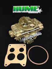 HOLLEY RECO 650 CFM VACUUM SECONDARY SPREAD BORE CARBURETTOR GM FORD CHEV