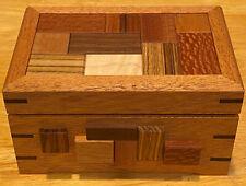 Where's My Hammer Dee Dixon wood puzzle box