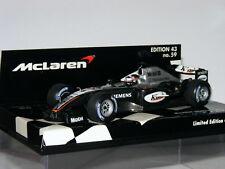 Minichamps McLaren Mercedes MP4/19B Kimi Raikkonen MLC-59 1/43