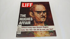 Life Magazine February 4 1972 The Hughes Affair