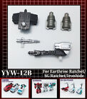NEW YYW-12B Upgrade Kit For Earthrise Ironhide Ratchet Shattered Glass Ratchet