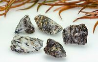 Astrophyllite Natural Rough Gemstone Cluster