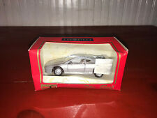 Maisto Trophy Silver Lotus Die Cast 1/43 Scale Car in NIB!!