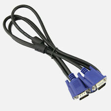 4FT ( 1.5m) VGA Male to Male Cable SVGA Monitor Cord for PC Computer