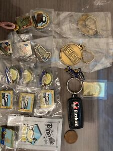 Lot Of Various Ducks Unlimited Collector Hat Lapel Pins and Many More