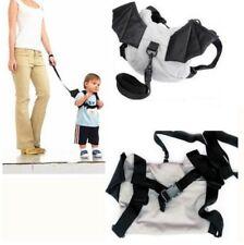 Childrens Toddler's Bat Backpack with Safety Reins New Child Rucksack Bag