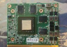 NVIDIA QUADRO 2000M N12P-Q3-A1 DDR3 2GB MXM A 3.0 VIDEO CARD HP 8560w