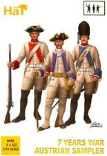 HaT Miniatures 1/72 SEVEN YEARS WAR AUSTRIAN SAMPLER Figure Set