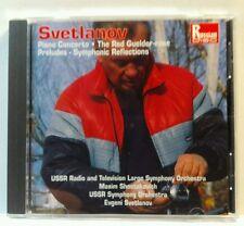 Evgeni Svetlanov: Piano Concerto; The Red Guelder-rose; Preludes; Symp (cd5091).