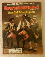Sports Illustrated December 1, 1980; College Basketball Issue - RARE FIND!!