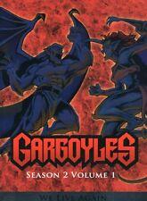 Gargoyles: Season Two, Vol. 1 (2005, REGION 1 DVD New)