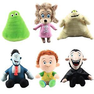 Hotel Transylvania 3 Plush Toy Winnie Dracula Children Mummy Stuffed Animal Toys