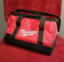 Genuine NEW Milwaukee Contractor Tool Bag CLEAN 902189011 New from Bundle