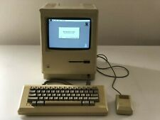 Vintage Apple Macintosh 512K Desktop Computer - M0001W