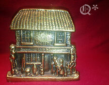 1940 Brass Bookend Peerage England