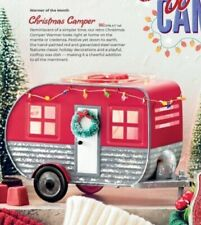 Scentsy Christmas Camper Glamper Warmer NIB - SOLD OUT - Limited Edition