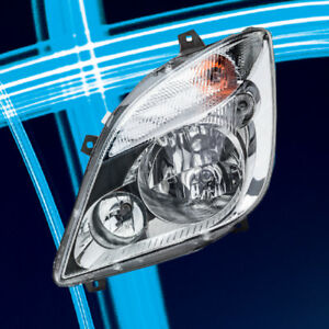 Genuine Mercedes-Benz 906 Sprinter Van Passenger Side Head Lamp Head Light.