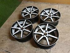 "4x 17"" EXE Pegasus Alloy wheels 5x114.3 Honda Civic EP3 Accord Nissan Toyota"