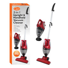 Quest 2-In-1 Upright Handheld Vacuum Cleaner Bagless Compact & Accessories 800 W