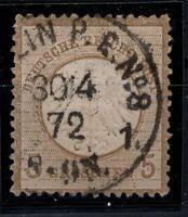 G128678 / GERMANY / REICH / MI # 6 USED CV 160 $