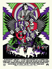 School of Rock Poster - Variant - NE - Limited Edition of 75