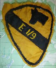 Hand Sewn Patch - LAOS INVASION - 9th - 1st CAVALRY RECON - Vietnam War - 6015