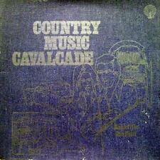 COUNTRY MUSIC CAVALCADE nashville graffitti 3 LP Mint- P3 13235 Vinyl  Record