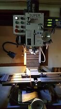 Work Light, Magnet, Grizzly, Precision Lathe Mill CNC Bench Machine Optimum ZX45