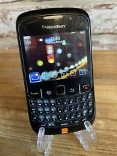 "BlackBerry Curve 8520 (naranja) 2.4"" Móvil Smartphone-Negro"