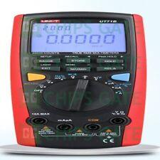 1PCS UNI-T UT71C True RMS DMM Digital Multimeter AC/DC Volt Amp Ohm Cap Temp T