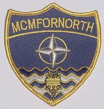 Marine Navy Aufnäher Patch Abzeichen NATO - MCMFORNORTH .........A4832