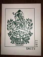 Smoky Hill High School Denver CO ORIGINAL 1977 yearbook annual history