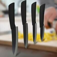 Nero lama di ceramica del set di coltelli chef Coltelli da cucina 4 Dimensioni