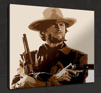 274224 Clint Eastwood Black /& White Actor Movie POSTER PRINT WALL CA