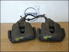 VOLVO V50 S40 04-08 1.8 PETROL PAIR OF FRONT O/S RIGHT & N/S LEFT BRAKE CALIPERS
