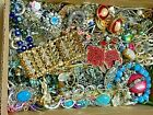 Huge Jewelry Lot 10 Pounds Vintage Now Junk Arts Crafts Harvest Wear Resell DIY