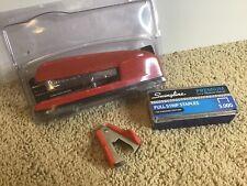 Swingline Stapler, 747 Iconic Desktop Stapler, Milton Red Office Space