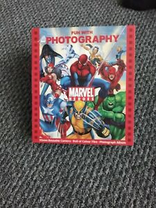 Marvel Fun With Photograph Camera